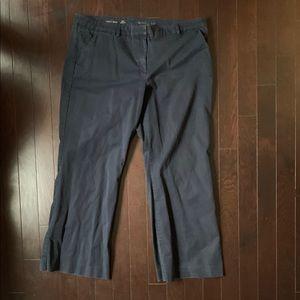 Gap navy blue khaki